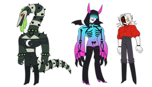 MONSTER ADOPTS | closed