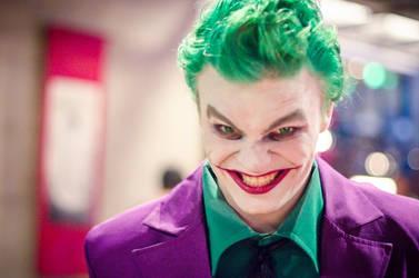The Joker Cosplay by Egusi