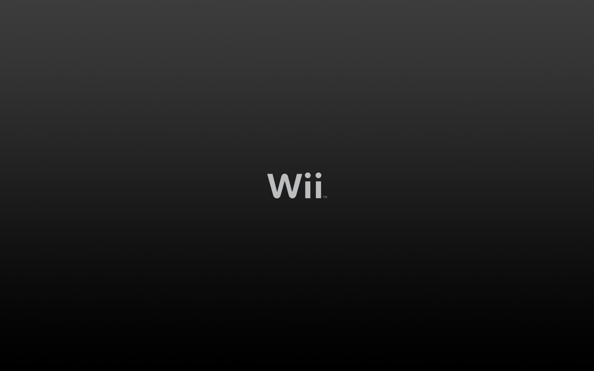 Wii Black 1920x1200 by xpz123