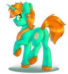 Finished pony Ych