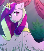 Dear princess by Tigra0118