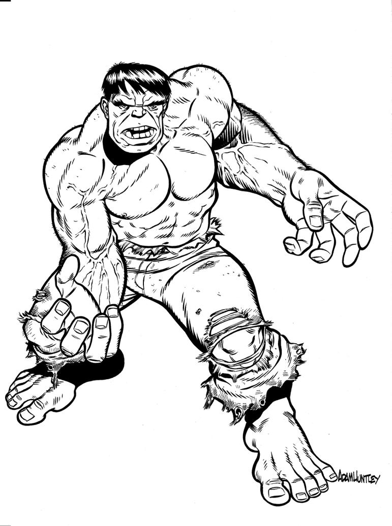 Hulk Art Images Incredible Hulk Vector Art The