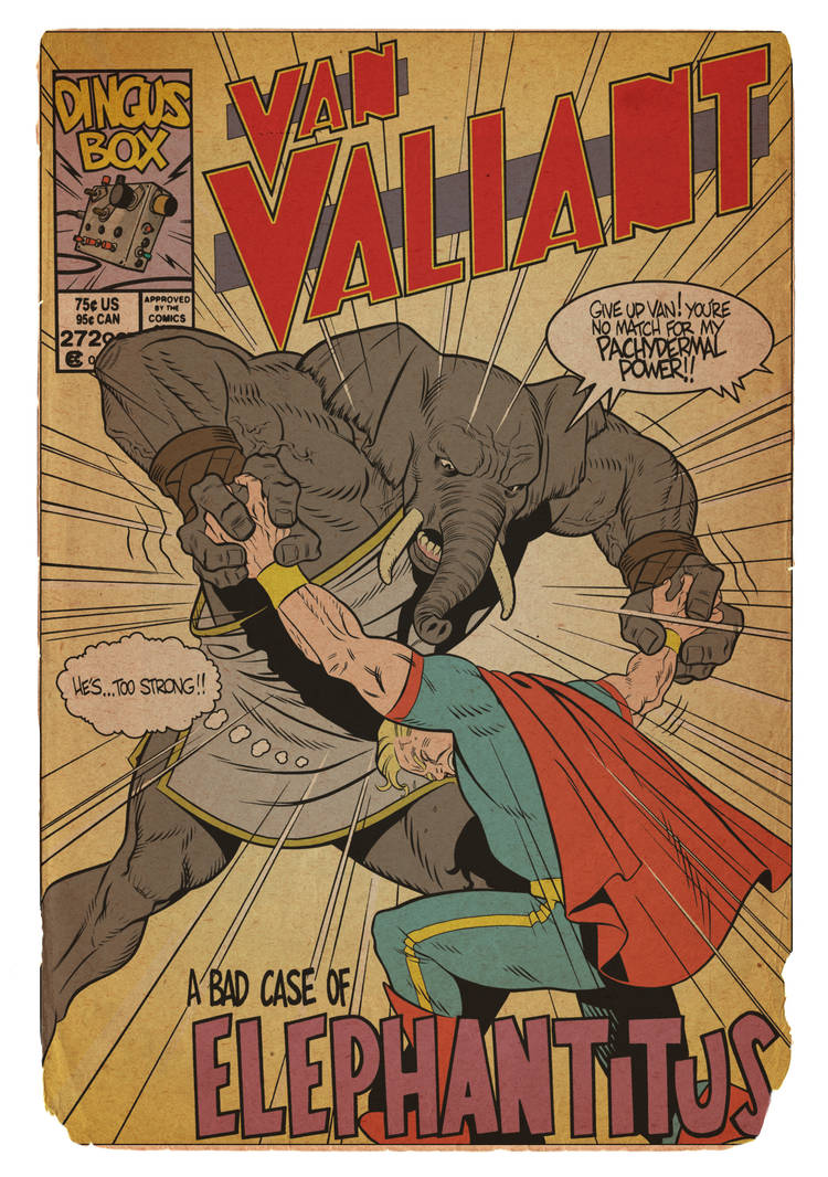 VanValiant cover aged