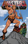 He-Man! In Color!