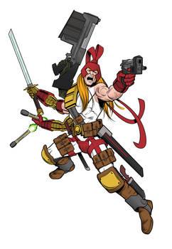 Kil-Blood The Destroyificator!!