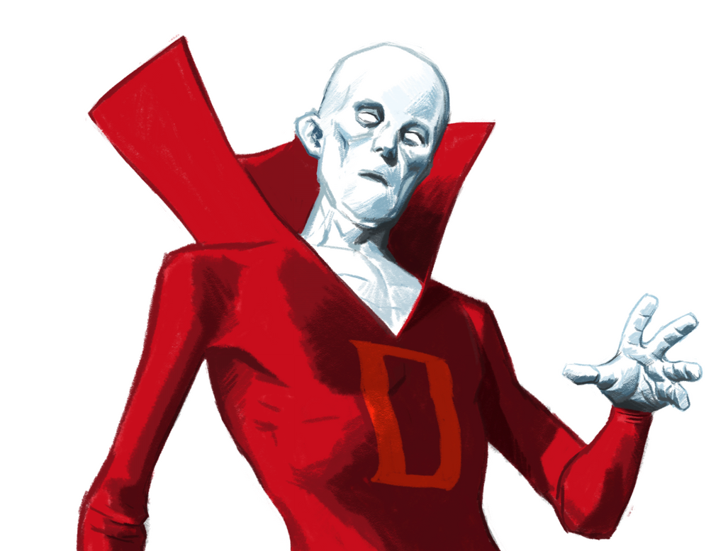 Deadman by angryrooster
