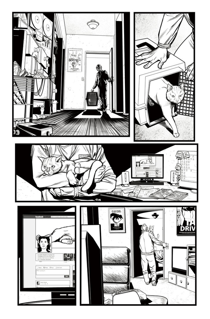 Page for a story I am doing by angryrooster