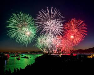 Fireworks Italy 2012