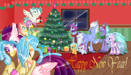 Chicken New Year by Keeka-Snake