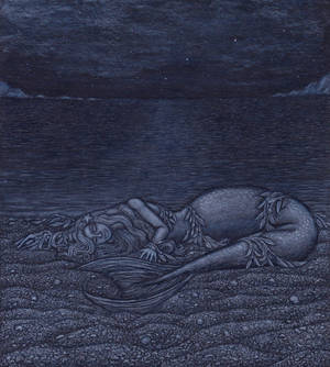 Miranda and the Night Ocean
