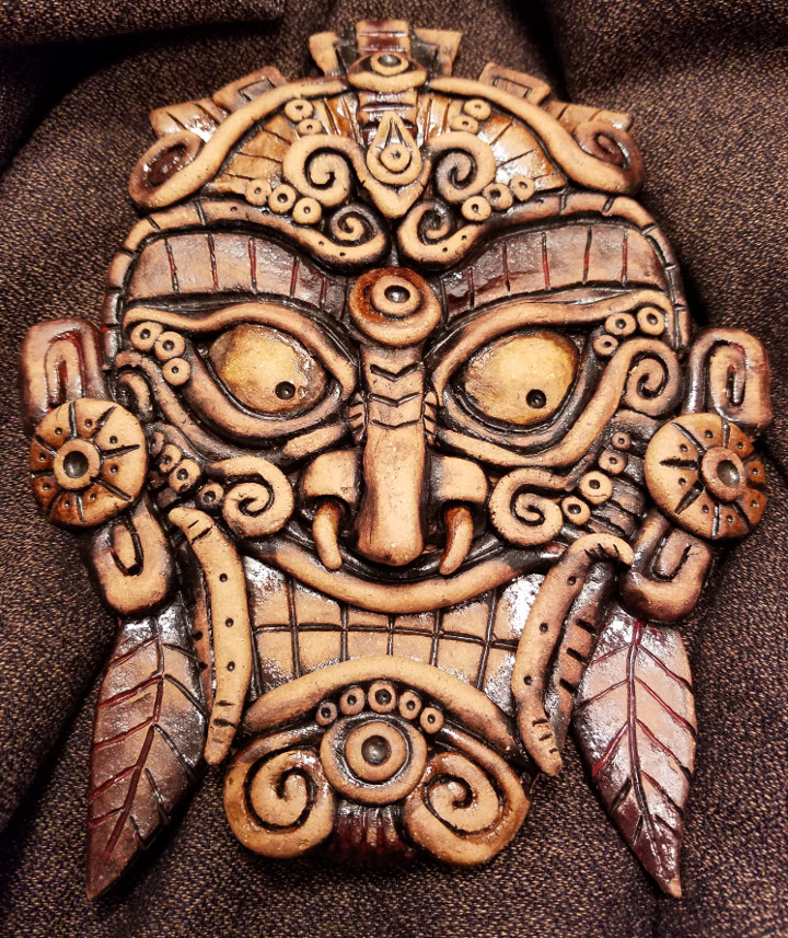 Devilish Mask by tekelili