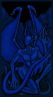 DreamlandsTarot - Card 7 by tekelili