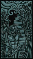 DreamlandsTarot - Card 14 by tekelili