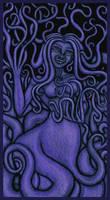 DreamlandsTarot - Card 17 by tekelili