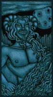 DreamlandsTarot - Card 18 by tekelili
