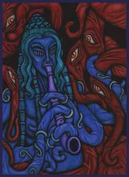 The Piper by tekelili