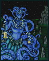 Lord Nameless of Hollowland by tekelili