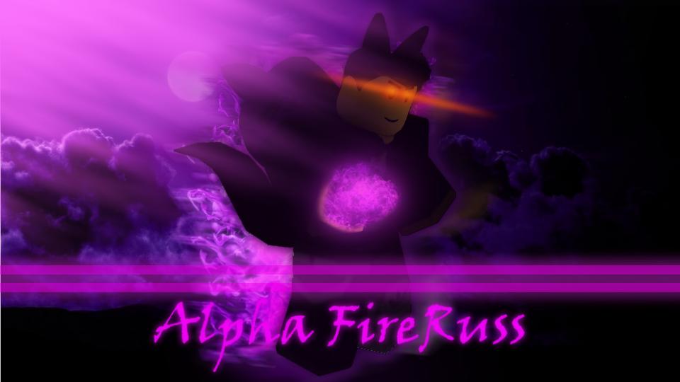 Roblox GFX - The Alpha Fire by FireRussRBLX on DeviantArt