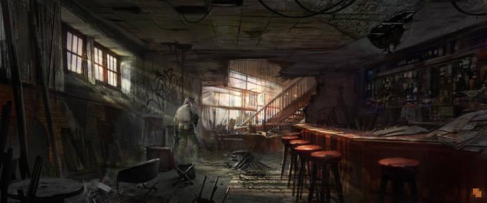 Bar by FlorentLlamas