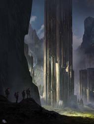 Towers by FlorentLlamas