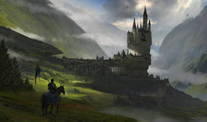 Knight return by FlorentLlamas
