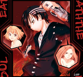 Soul Eater:fading-memories Req by Suguri
