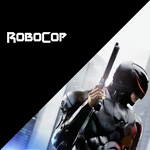 Hyp'Space interactive ART RoboCop square poster