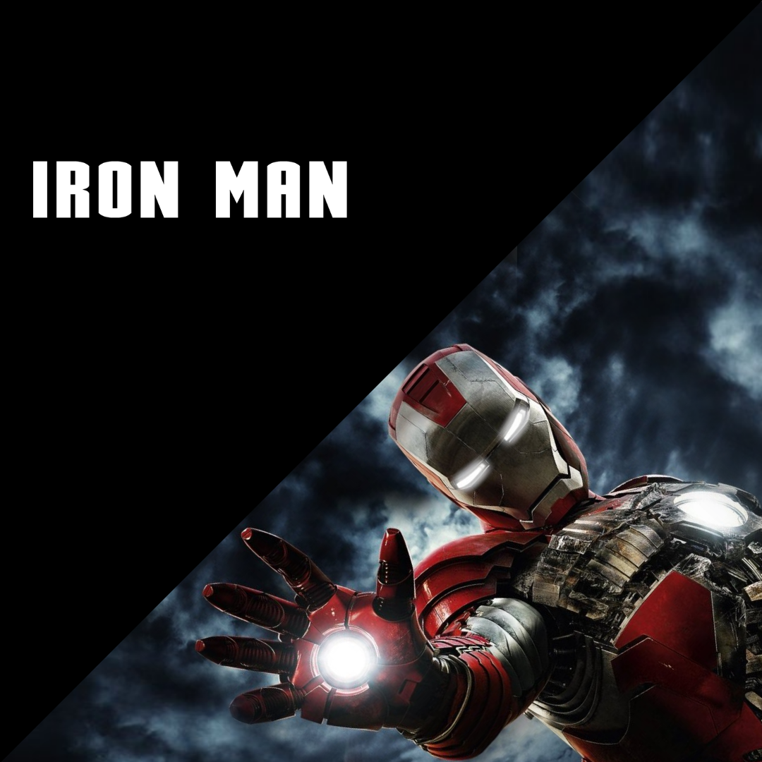 Iron Man - Artificial Reality IDEAS