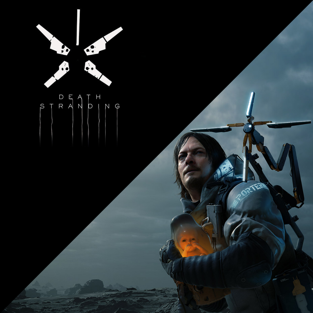Death Stranding - Artificial Reality IDEAS