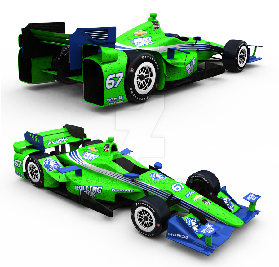 2015 Rolling Rock Chevrolet IndyCar By Tucker65 On DeviantArt