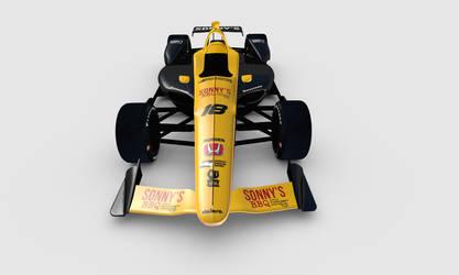 Dale Coyne Racing 2018 fictional Indycar - 2 by tucker65
