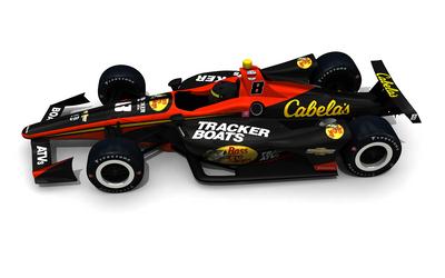 Bass Pro Shop Indycar by tucker65