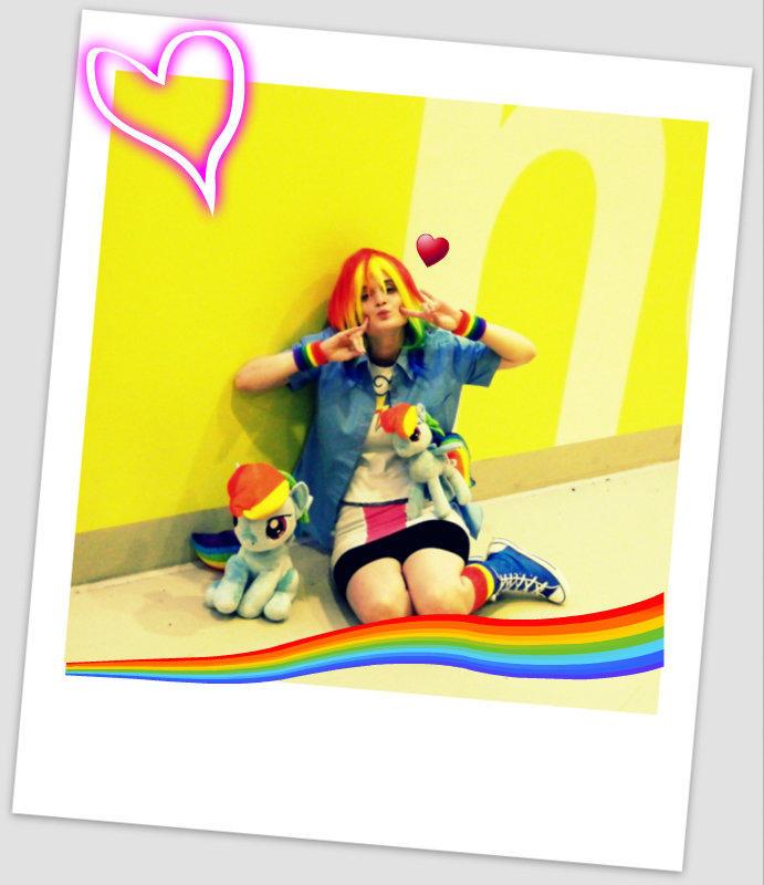 Rainbow Dash ~Chuuu~