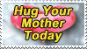 Hug Your Mother Stamp by Garassi