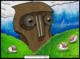 Do Androids Dream of Electric Sheep by KadeWolfe