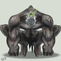 Mutant Freak by KadeWolfe