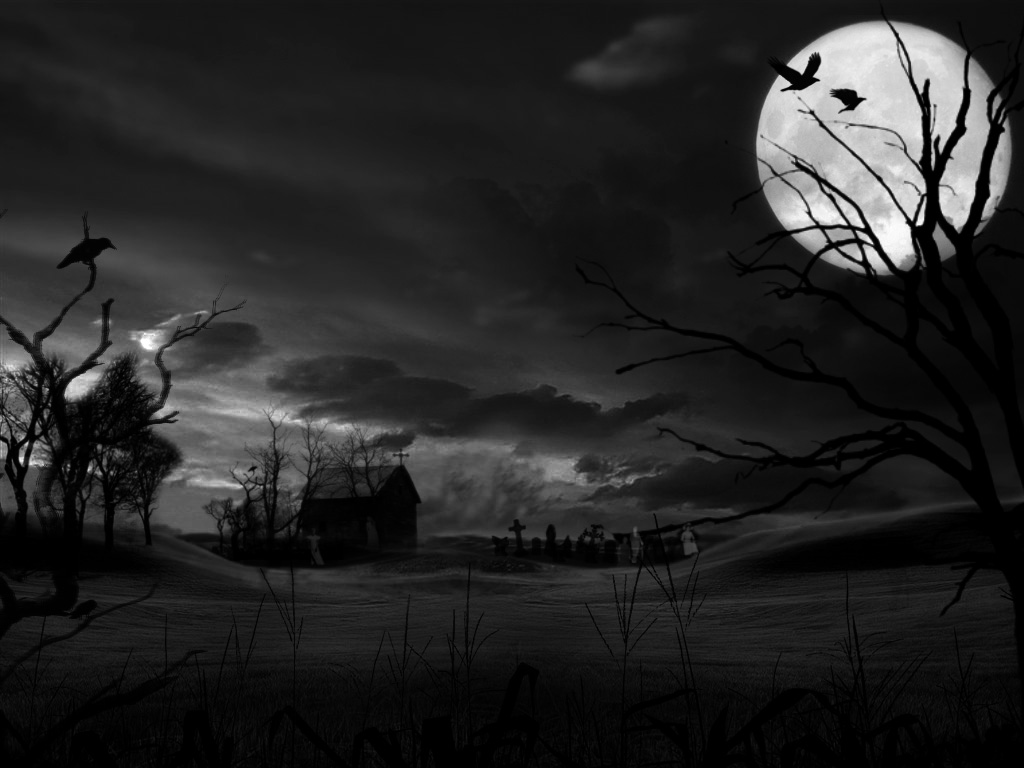 Dark Landscape by Paul64 on DeviantArt