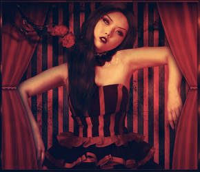 Dolls Show by xBurntDoll