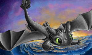 Toothless, meh...