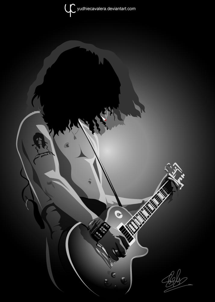 Guitarist Legend by yudhiecavalera