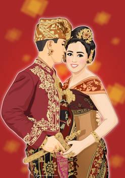 Bali Wedding Dress 2