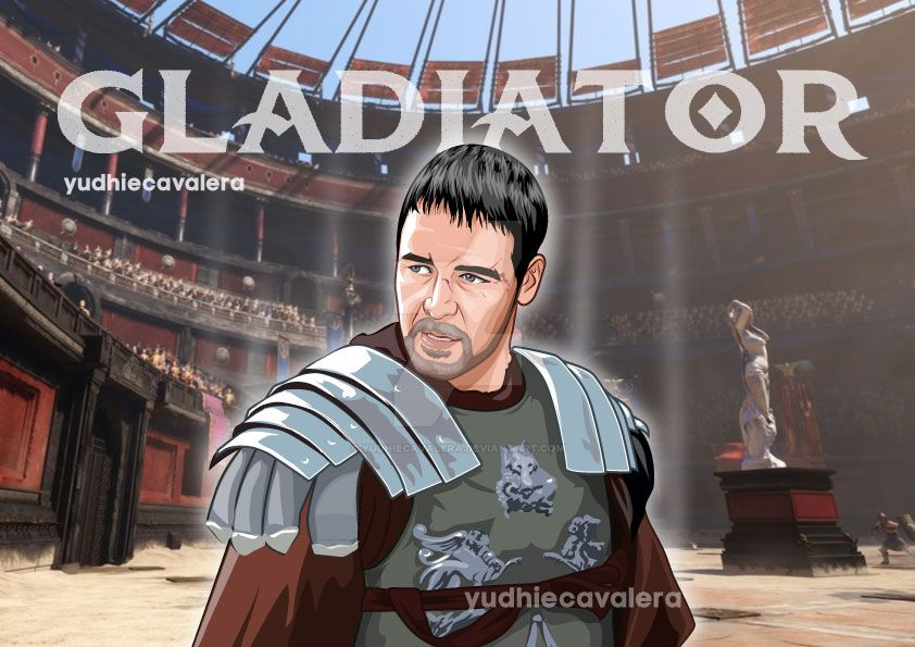 Gladiator by yudhiecavalera