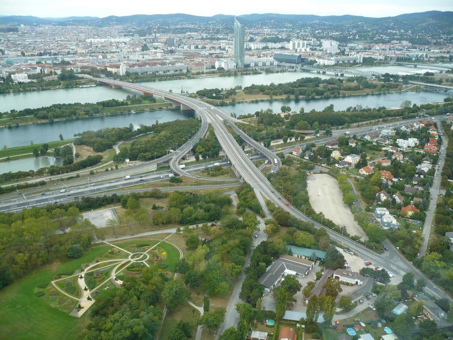 Vienna - Aerial