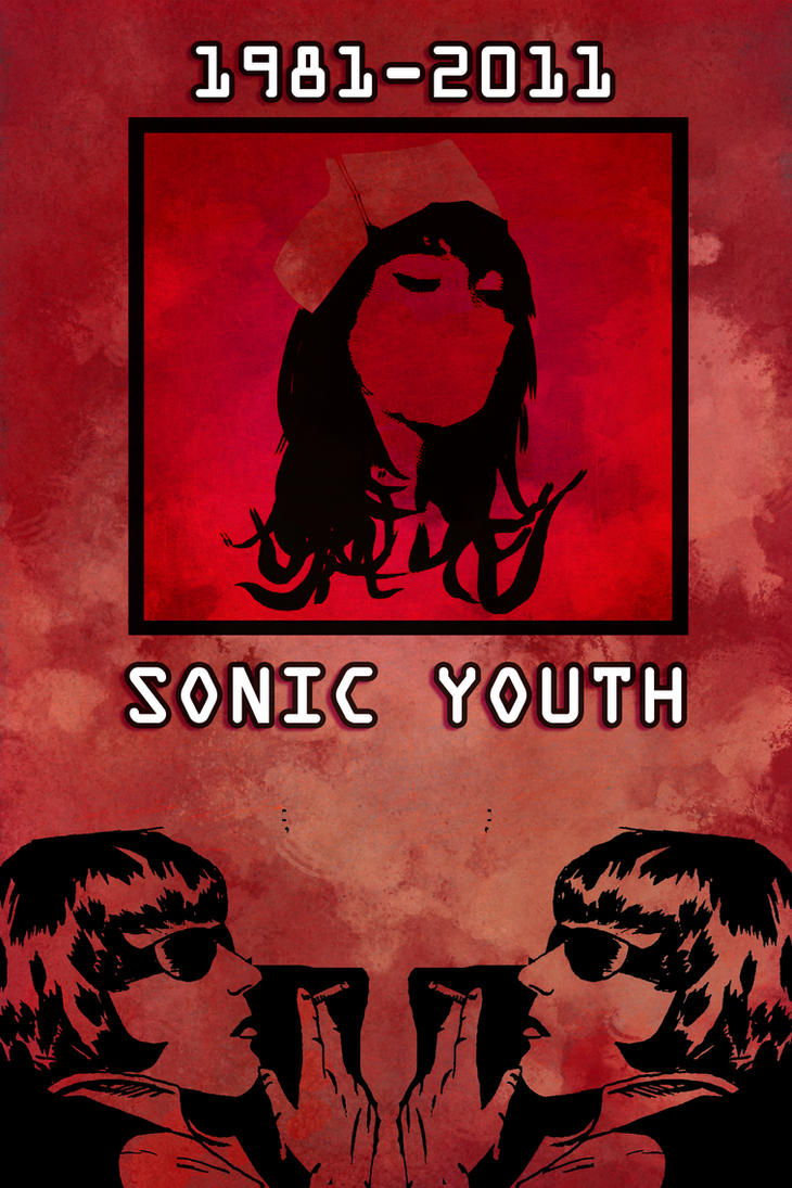 Daydream Nation - Sonic Youth by McRockstar