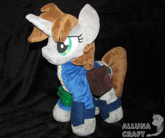Littlepip Fallout: Equestria  for sale by AllunaCraft