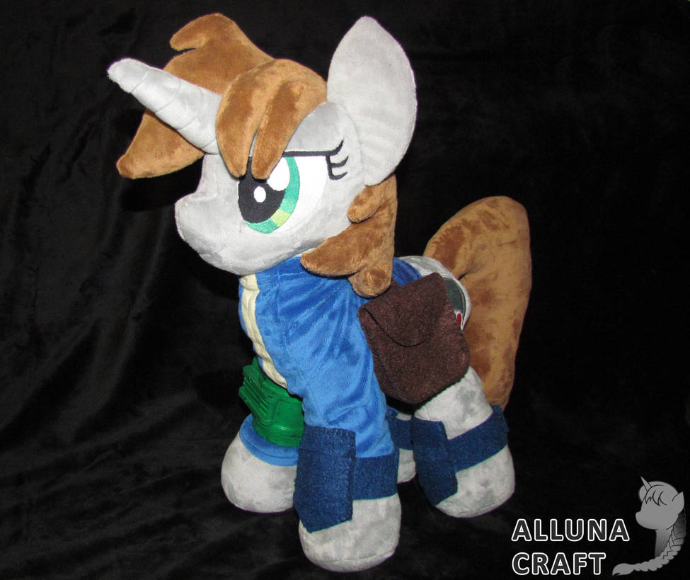 Littlepip Fallout: Equestria  for sale by AllunaCraft