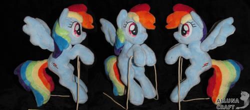 Rainbow Dash pocket pony