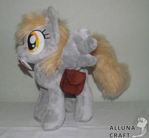Derpy Hooves plush pony for sale