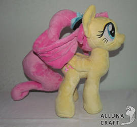 Future Fluttershy plush pony