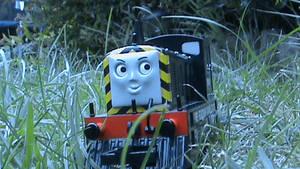 Mavis the diesel engine